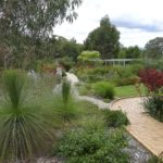 Garden at Cloudy Hill, image Fiona Johnson