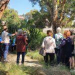 Workshop at 5 Senses Garden, with Jennifer Farrer